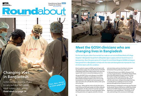 Great Ormond Street Hospital Plastic Surgeon